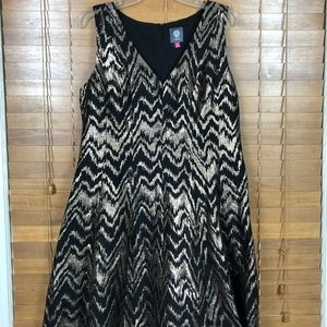 NWOT Vince Camuto A-Line Dress Size 14